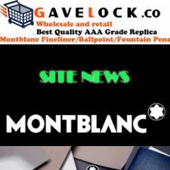 Gavelock(Montblanc Pens) – Blog